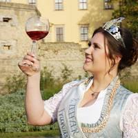 8. Zeitzer Weinprinzessin Franziska Roßberg 2019 - ©(c) Andrea Spengler